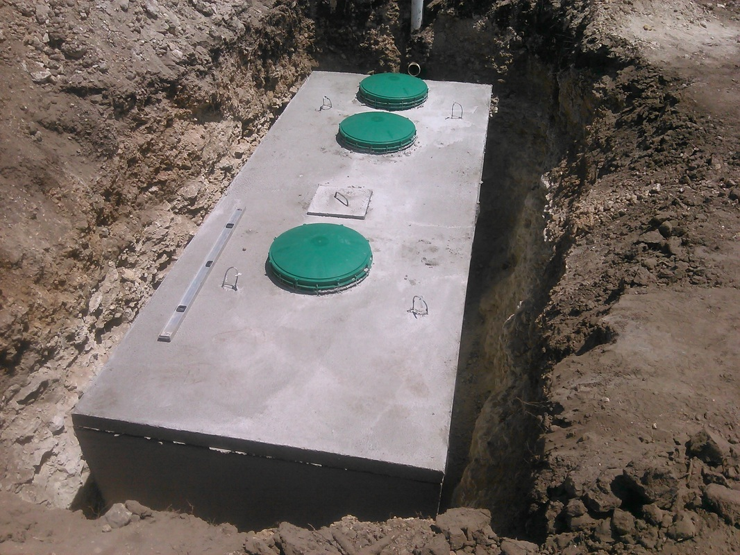 Aerobic Septic System Installation By Kountywide Septic